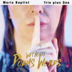 Cover Poems without words maria baptist trio 2017