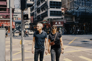 Maria Baptist & Jan von Klewitz Hong Kong International Jazzfestival 2019
