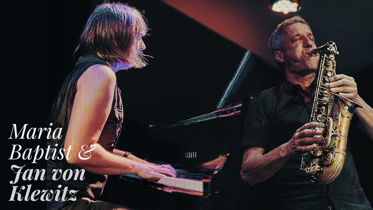 Maria Baptist & Jan von Klewitz Duo Showreel Video