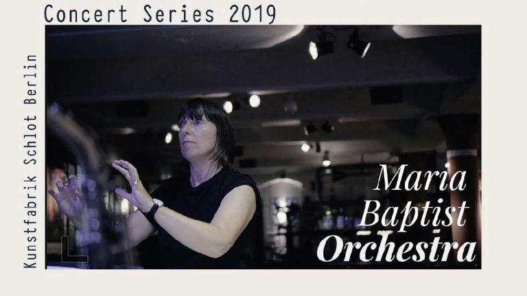 Maria Baptist Orchestra Konzertreihe Berlin Jazz Showreel Video